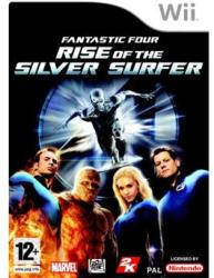 2K Games Fantastic Four Rise of the Silver Surfer (Wii)