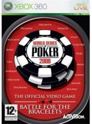 Activision World Series of Poker 2008: Battle for the Bracelets (Xbox 360)