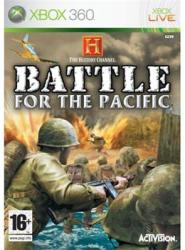 Activision The History Channel Battle for the Pacific (Xbox 360)