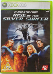 2K Games Fantastic Four Rise of the Silver Surfer (Xbox 360)