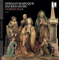 German Baroque Sacred. . (v/a)