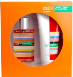 Benetton Essence of Woman EDT 100ml