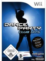 Nordic Games Dance Party Club Hits (Wii)