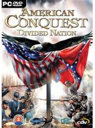 CDV American Conquest Divided Nation (PC)