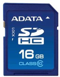 ADATA SDHC 16GB Class 10 (ASDH16GCL10-R)