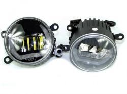 Einparts Duolight Nappali menetfény+ködlámpa LED készlet DL23
