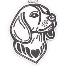 Bol-Dog. hu - Beagle portrés nyaklánc