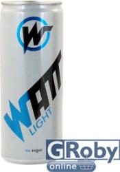 Watt Light - cukormentes 250ml