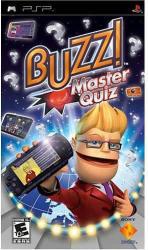 Sony Buzz! Master Quiz (PSP)