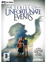 Activision Lemony Snicket's A Series of Unfortunate Events (PC)