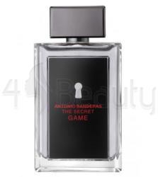 Antonio Banderas The Secret Game EDT 80ml Tester