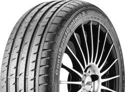Continental ContiSportContact 3 255/45 R17 98W