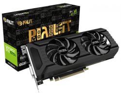 Palit GeForce GTX 1070 Ti Dual 8GB GDDR5 256bit PCIe (NE5107T015P2-1043D)