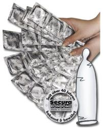 Óvszer áttetsző (1000db)