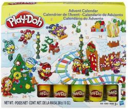 Hasbro Play-Doh Adventi Naptár készlet