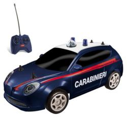 Mondo Olasz távirányítós csendőrségi autó 1:28