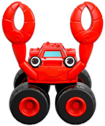 Fisher-Price Láng és a Szuperverdák - Állatos mini Láng járgány - Rákverda (Crab) (DYN47)