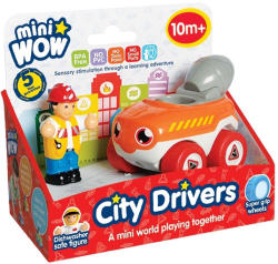 WOW Toys Clay, a betonkeverő - ÚJ (10405)