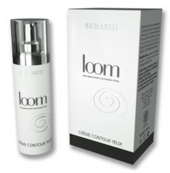 Bioearth Cremă contur ochi bio cu melc Loom BIOEARTH 30-ml