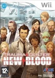 Nintendo Trauma Center New Blood (Wii)