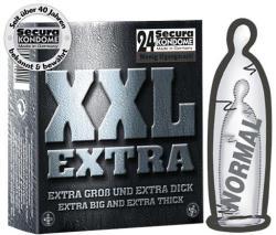 XXL extra erős kondom (24db)