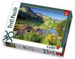 Trefl Wielki Staw, Tátra - Nagy tó 1500 db-os (26089)