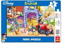 Trefl Donald Kacsa és Mickey egér 15 db-os (31057)