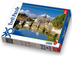 Trefl Vatikán - Róma, Olaszország 500 db-os (37087)