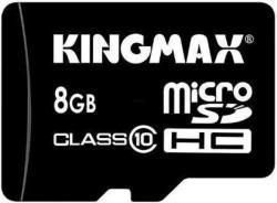 KINGMAX MicroSDHC 8GB Class 10 KM08GMCSDHC10