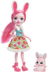 Mattel Enchantimals - Bree Bunny baba és Twist figura (DWH88/DVH87)
