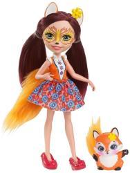 Mattel Enchantimals - Felicity Fox baba állatkával (DVH87/DVH89)