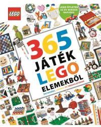- 365 Játék Lego Elemekbõl - ügyességi, Logikai és Társasjátékok