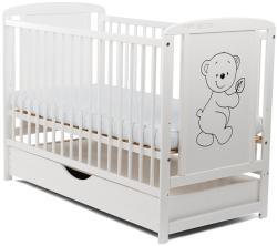 BabyNeeds Timmi 120x60 cu sertar