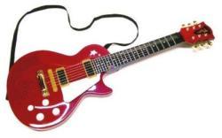 Simba Toys My Music World - Rock gitár (106837110)