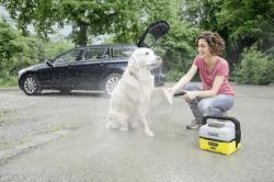 Kärcher Mobile Outdoor Cleaner Pet Box