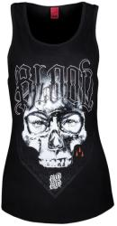 Blood In Blood Out Blood Mascarilla D-Tanktop - gangstagroup