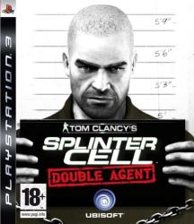 Ubisoft Tom Clancy's Splinter Cell Double Agent (PS3)