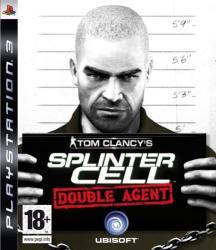 Ubisoft Tom Clancy's Splinter Cell Double Agent (PS3)