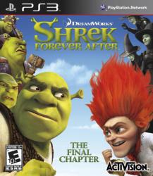Activision Shrek Forever After (PS3)