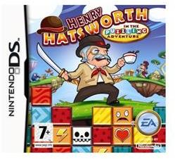 Electronic Arts Henry Hatsworth in Puzzling Adventure (Nintendo DS)