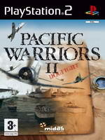 Midas Pacific Warriors II Dogfight (PS2)