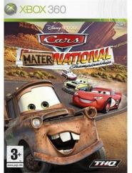 THQ Cars Mater-National Championship (Xbox 360)