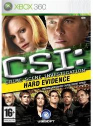 Ubisoft CSI: Crime Scene Investigation Hard Evidence (Xbox 360)