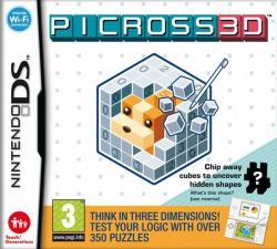 Nintendo Picross 3D (Nintendo DS)
