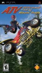 Sony ATV Offroad Fury Blazin' Trails (PSP)
