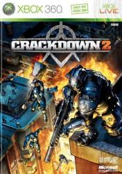 Microsoft Crackdown 2 (Xbox 360)