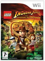 LucasArts LEGO Indiana Jones The Original Adventures (Wii)