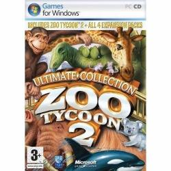Microsoft Zoo Tycoon 2 [Ultimate Collection] (PC)