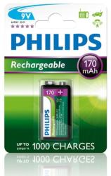 Philips 9V 170mAh (1) 9VB1A17