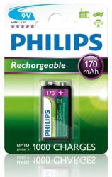 Philips 9V 170mAh (1) 9VB1A17